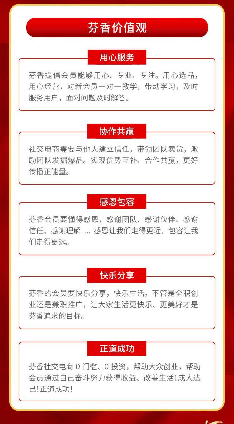 北京京东旗下芳香社交电商推广使命及价值观